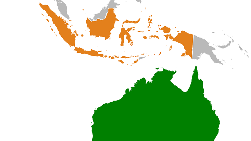 Australian education Indonesia